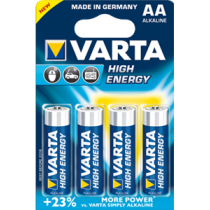 Varta High Energizer AA Batterien