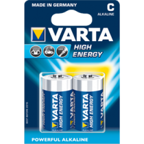 Varta High Energizer C Batterien