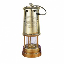 Miner´s Lampe - Ersatzglas, groß