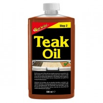 Star brite Premium golden Teak-Oil, 500 ml