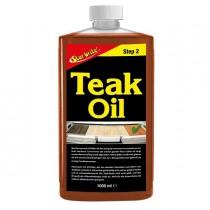 Star brite Premium golden Teak-Oil, 1000 ml
