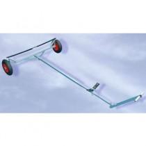 Harbeck® Slipwagen AL 13G - für Boote bis 5 m Länge