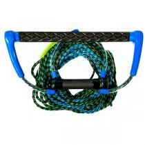 Jobe Tow Hook Handle blau - Wakeboard-Kneeboardleine