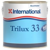 International - Trilux 33 , Antifouling weiß, 750 ml