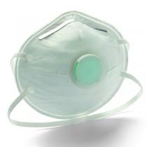 Schuller eh'klar Feinstaubmaske AERO mit Ausatemventil FFP2