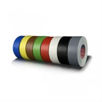 Tesa Band 19 mm / 25 m schwarz