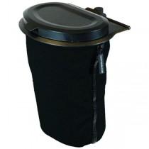 Flextrash - der modulare Müllbeutel 3 l schwarz