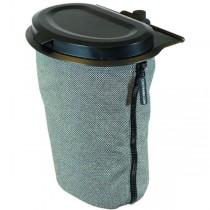 Flextrash - der modulare Müllbeutel 3 l grau