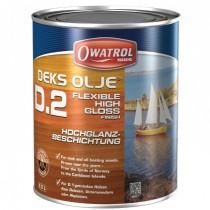 Owatrol - Deks Olje D.2 Hochglanzbeschichtung 1 Liter