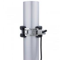 Optiparts Mastsicherung mit Edelstahlklammer