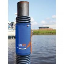 seaEQ Dalbenfender für Schwimmhülse 92 x 80 cm, blau