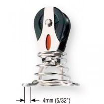 Ronstan Stehblock mit Feder 20mm
