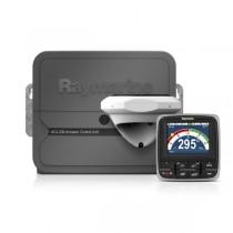 Raymarine Autopilot Evolution EV-200 Power mit p70Rs Bedieneinheit, ACU-200, EV-1 und Kabelsatz (passend für Antriebe Typ 1)