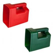 Optiparts - Oesfässer rot und grün - 2er Set