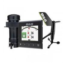 B&G Triton² Geschwindigkeits-/Tiefen- und Windpaket incl. Kabel und NMEA2000 Starter Kit
