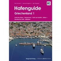 Hafenguide Griechenland 1 Ionisches Meer - Peloponnes - Golf von Korinth - Athen - Saronischer Golf - Albanien