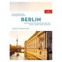 Planungskarte Wasserstraßen Berlin - Jürgen Straßburger