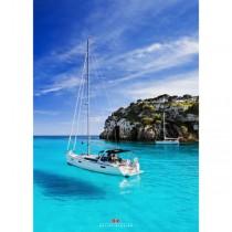 Maritimes Notizbuch Segelyachten