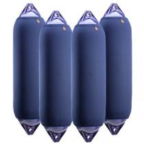 FlexProtector Fenderüberzug 4er-Set Universalgröße L