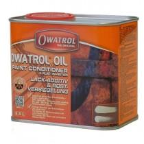 Owatrol Oil - multifunktionales Rost-Additiv für Lacke, 500 ml