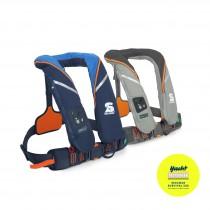 SECUMAR Automatikrettungsweste Survival, 220N, blau/orange