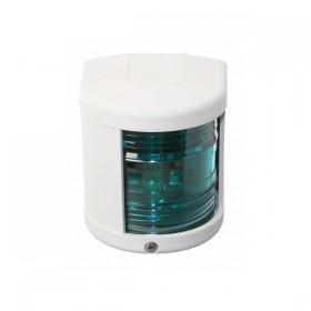 Aqua Signal 25 Steuerbordlaterne, weiss