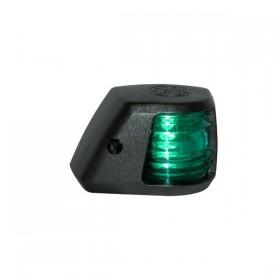 Aqua Signal 20, Backbordlaterne schwarz, - Aufbau