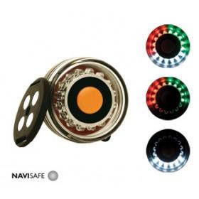 Navisafe LED Lampe Multi-Mode rot/grün/weiß