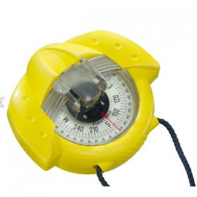 Plastimo Iris 50 - Handpeilkompass gelb
