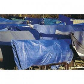 Winterlagerplanen verschiedene Größen ca.250gr, transparent oder blau