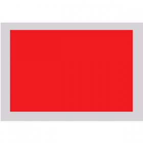 Notflagge 60x60