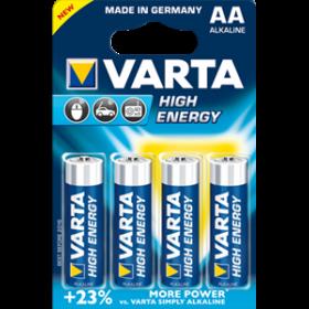 Varta High Energizer AA Batterien