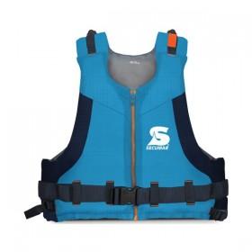 Secumar Camino Auftriebsweste blau, 90 - 120 kg, 50N