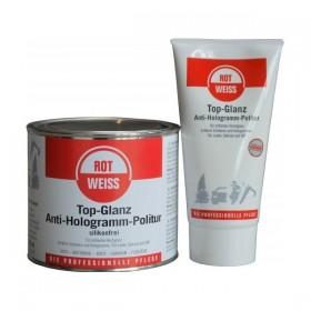 ROTWEISS - Top-Glanz - Antihologramm-Politur, 150 ml Tube
