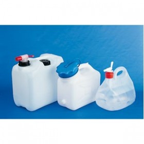 Faltbare Frischwassertanks