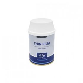 SEA-LINE THIN FILM Silver Racing Antifouling anthrazit