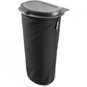 Flextrash - der modulare Müllbeutel 5 l schwarz