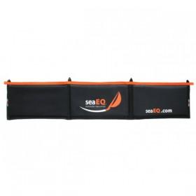 seaEQ Langfender 210 x 40 cm,schwarz, grau oder blau mit seaEQ-Aufdruck