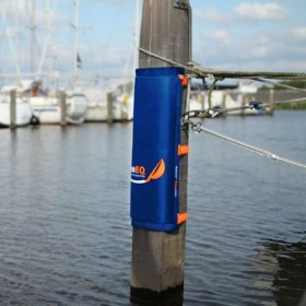 seaEQ Dalbenfender blau 25 x 80 cm ohne Spanngurte