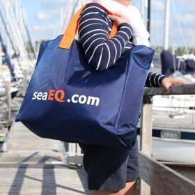 seaEQ Carry-Zak Tragetasche 38 l blau