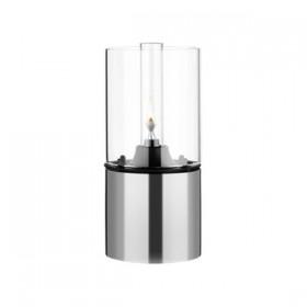 """Stelton Öllampe """"Classic"""" mit Glasschirm, Design by Erik Magnussen"""