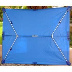 FixTop Sonnensegel spezial blau 250 x 300 cm