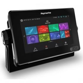 """Raymarine AXIOM 9 RV - 9"""" Touch-Multifunktionsdisplay mit integrierten RealVision 3D, 600W Sonar, inklusive CPT-100DVS Geber und DeviceNet auf STNG Kabel"""