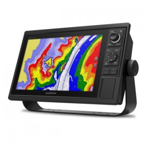 Garmin GPSMAP 1222XSV 12-Zoll Tastenbedienung Widescreen HD-ID-/CHIRP-Echolotfunktionen