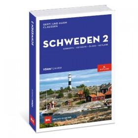 Törnführer Schweden 2 Südküste - Ostküste - Öland - Gotland, Gerti Claußen, Harm Claußen