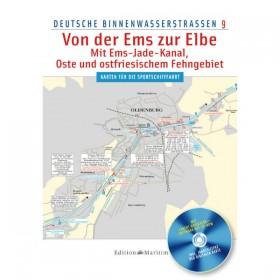 Von der Ems zur Elbe - Mit Ems-Jade-Kanal, Oste und ostfriesischem Fehngebiet
