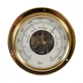 Barigo Mini Barometer  Ø 70 mm Messing