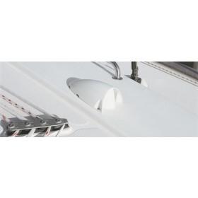 Stromlinienförmiger Dorade-Lüfter