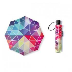 """REMEMBER® Taschenregenschirm """"Babette"""" Ø 100 cm"""