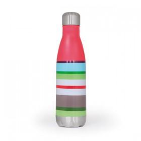 "REMEMBER® Trinkflasche ""Selva"" 500ml Edelstahl"